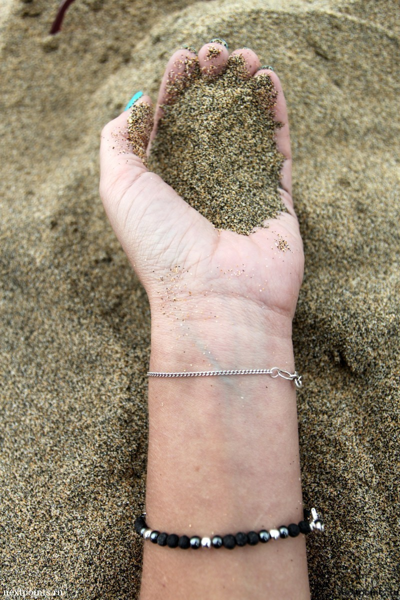 Песок на Кофете (Cofete)