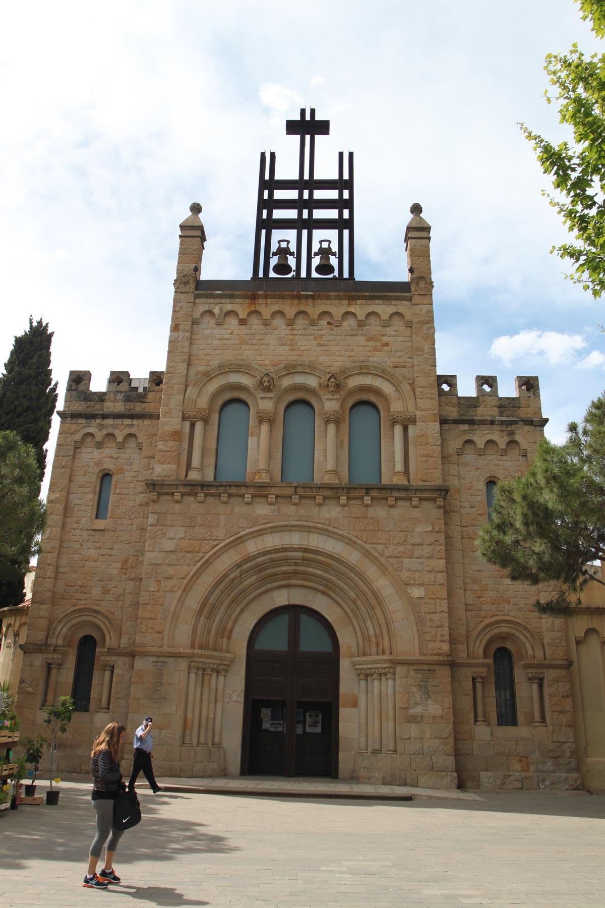 Церковь Кастельдефельса