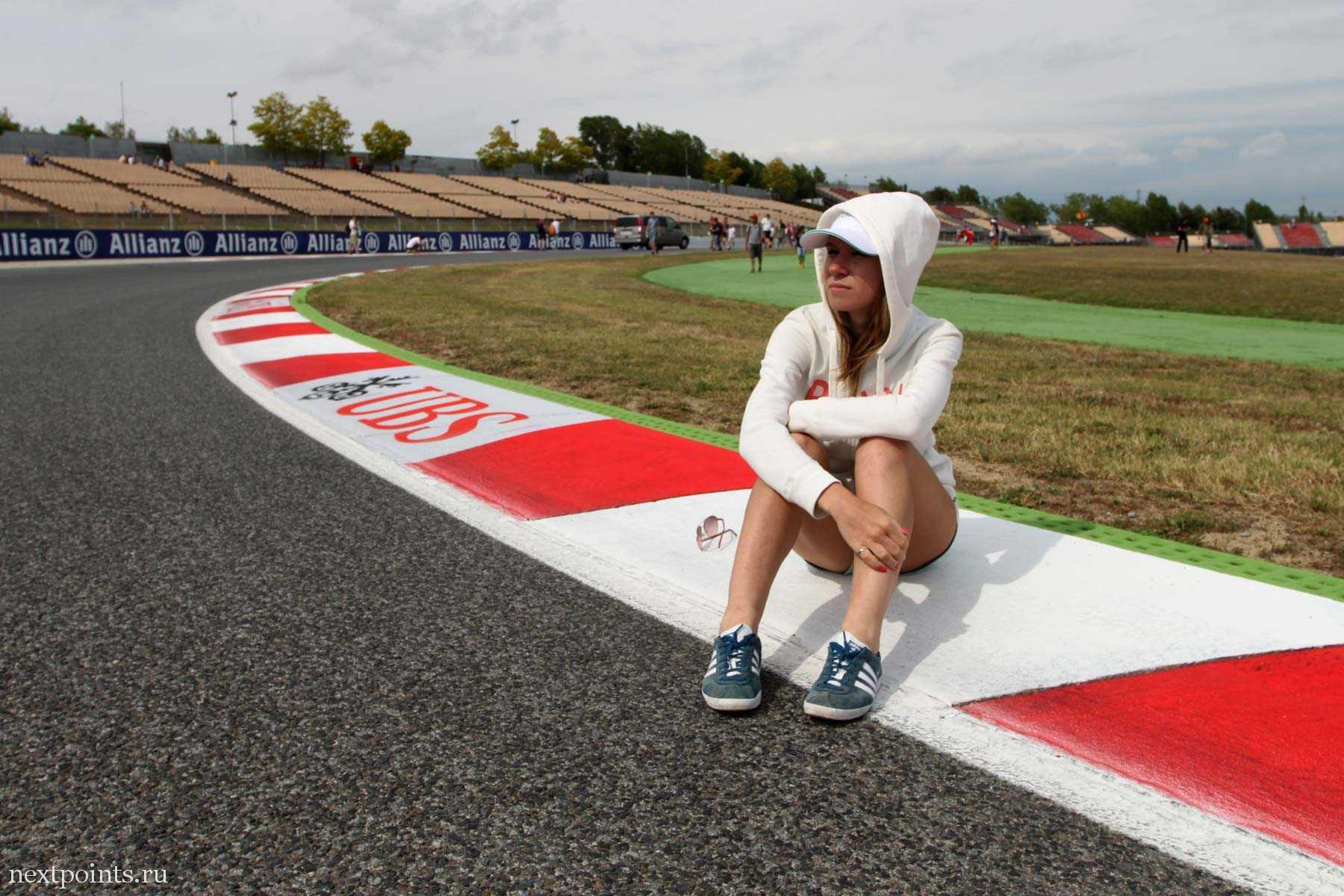Трасса Формулы 1 в Испании