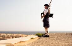 Пафос и шотландская свадьба на Кипре