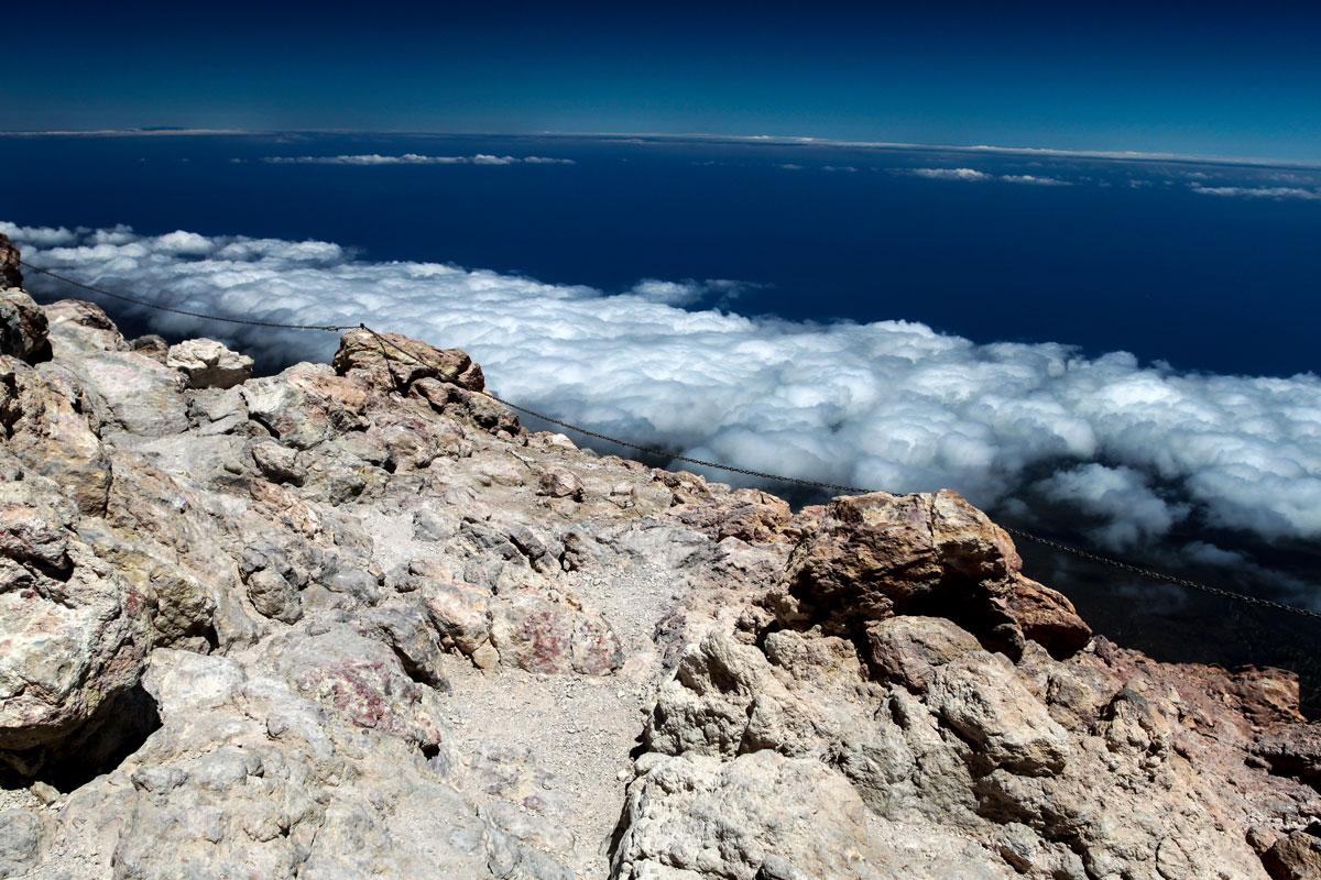 Небеса с вулкана Тейде