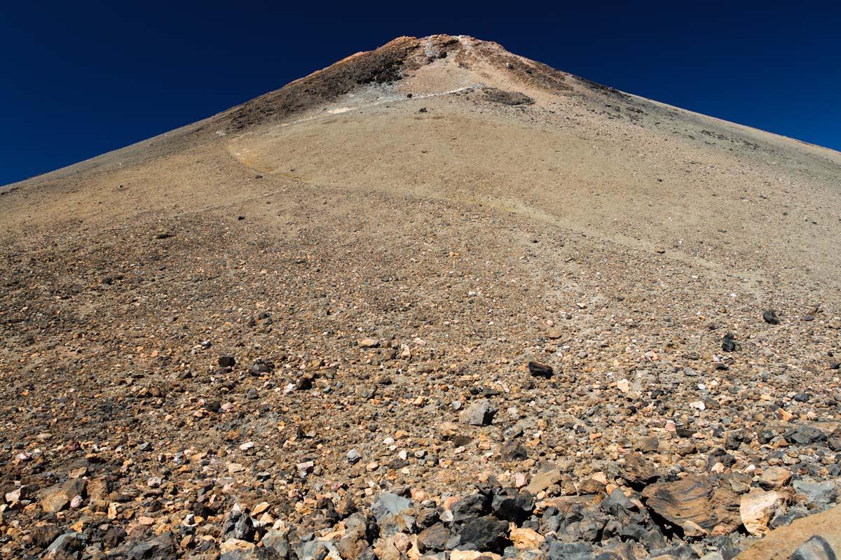 Вулкан Тейде на Тенерифе