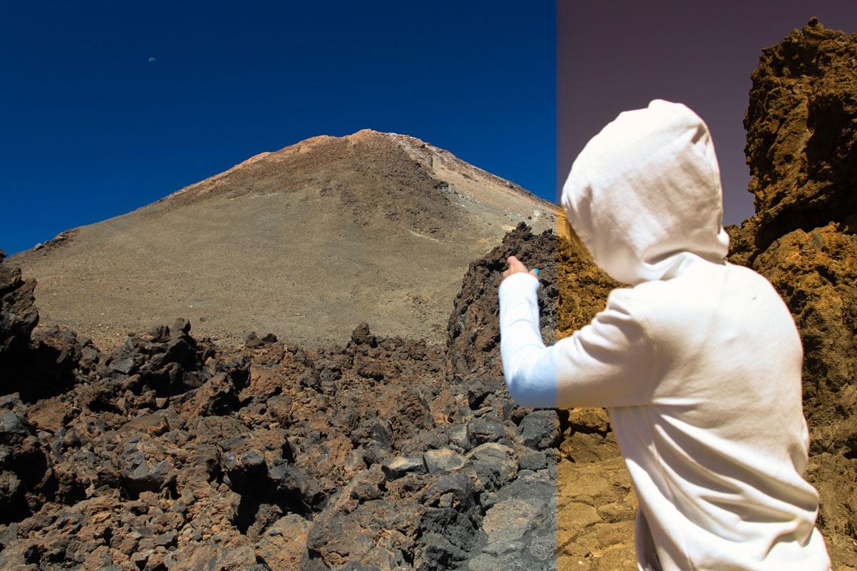 Навигатор до вулкана Тейде