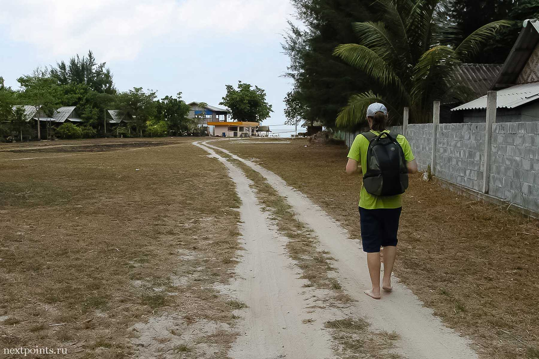 Гуляем по острову Ко Липе