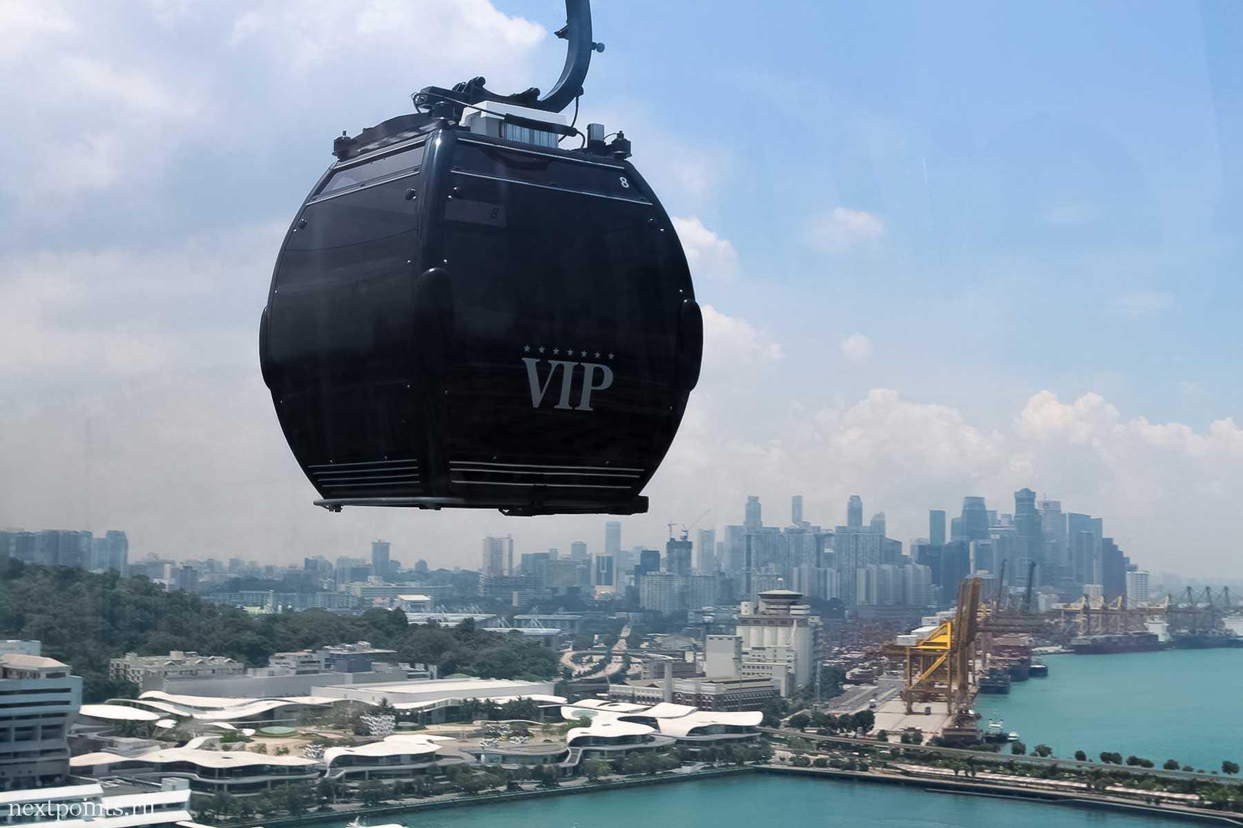 Тот самый Vip-вагончик с возможностью покушать в облаках