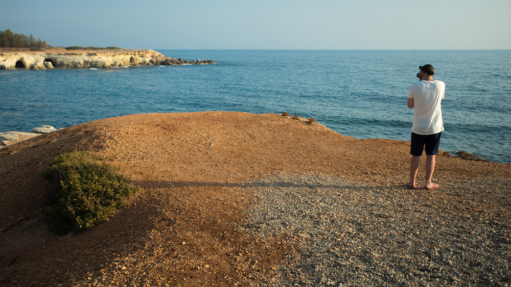 Фотографируем берега