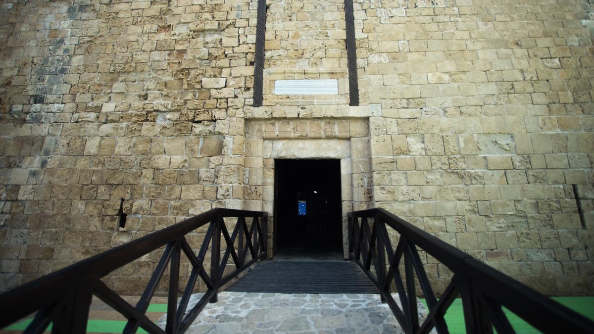 Вход в замок Medieval Fort