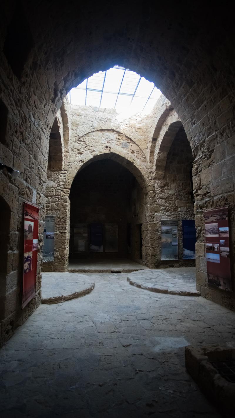 Арки замка Medieval Fort