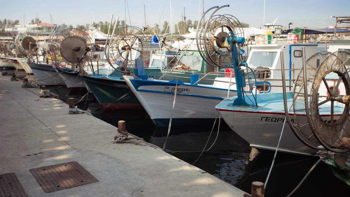 """""""Наматыватели"""" на лодках"""