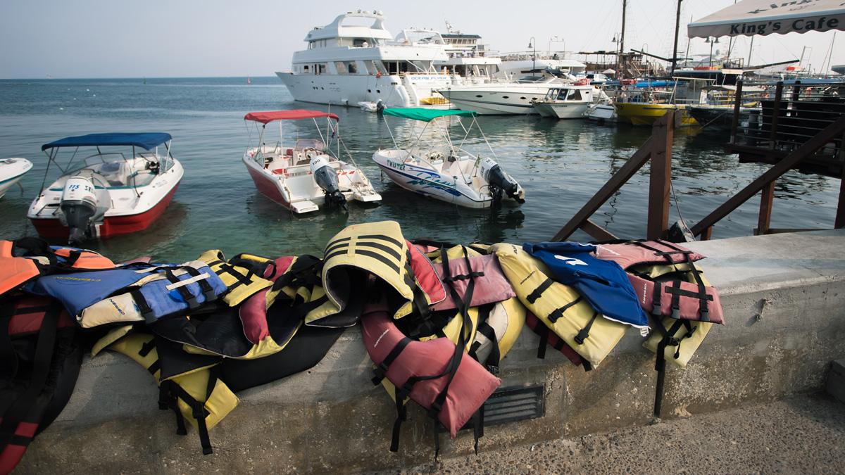 Туристические спасательные жилеты