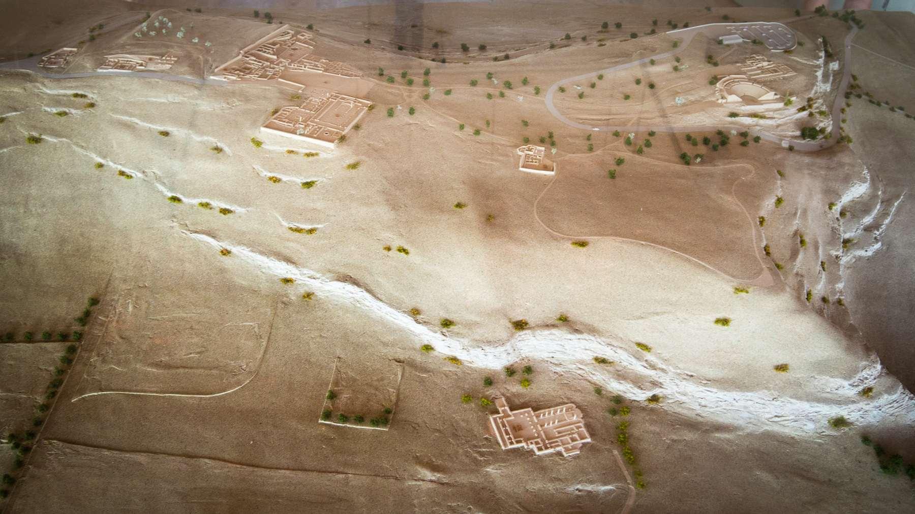 План Куриона в миниатюре
