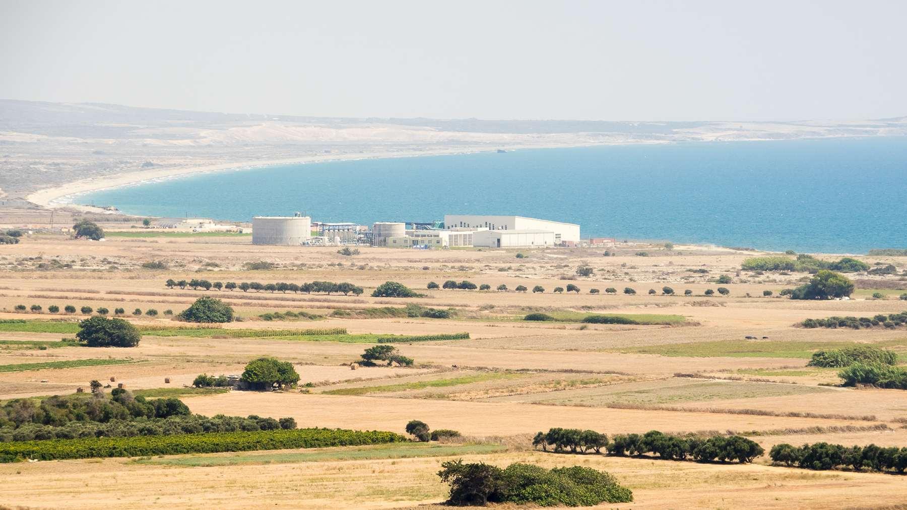 Завод на Кипре
