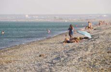 Пляж Lady's mile около Лимассола