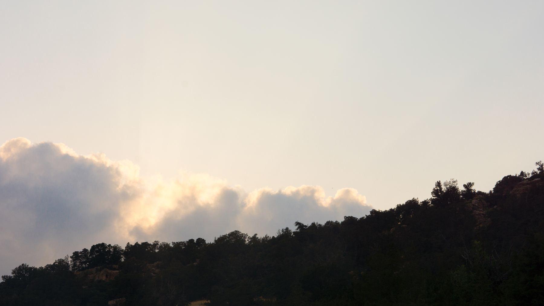 Закат в Авакасе