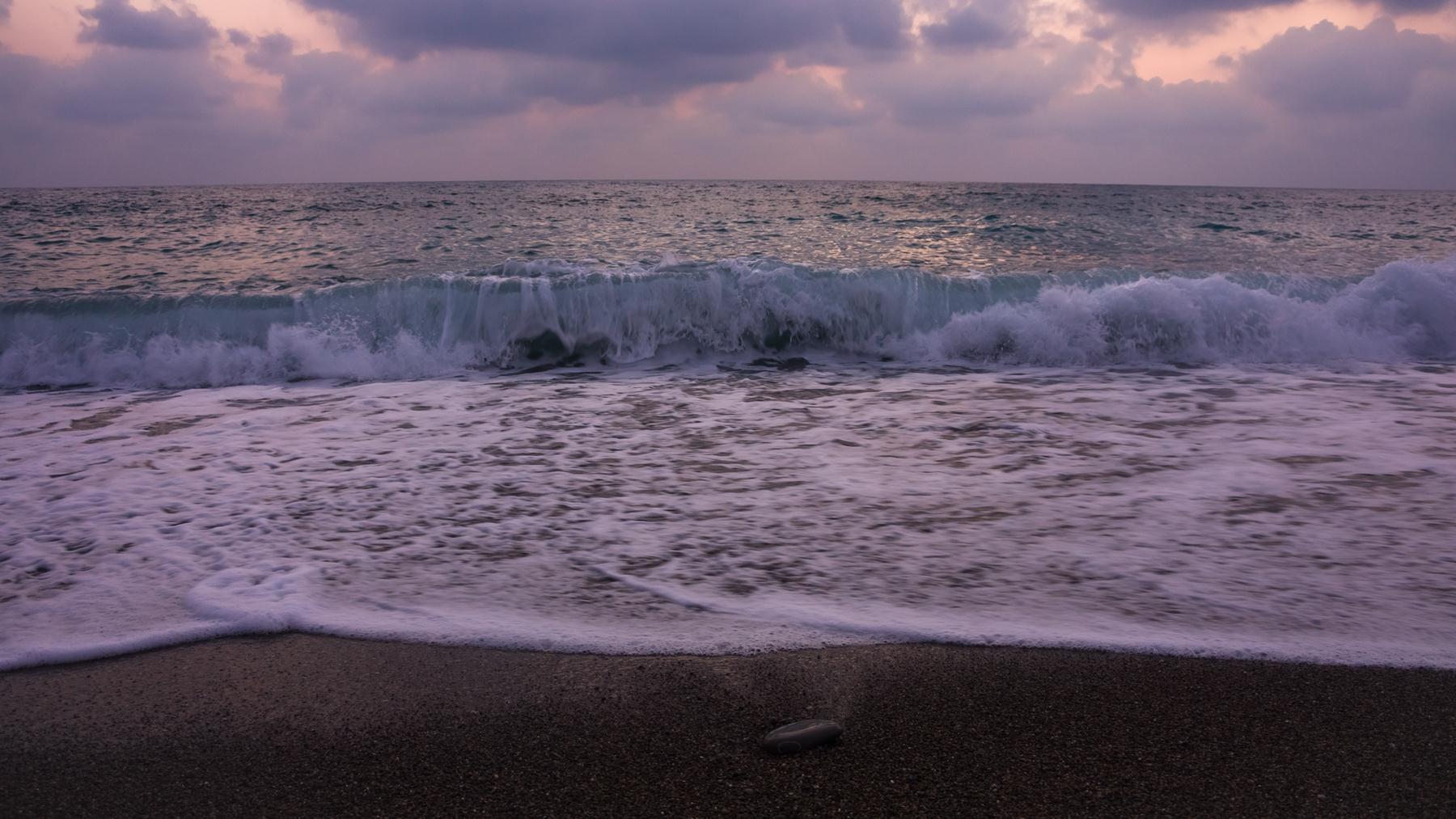 Мини-цунами