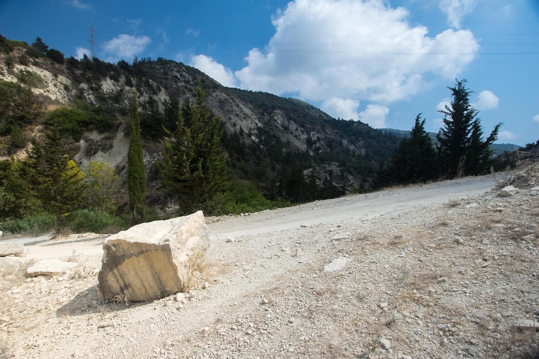 Красивые виды кипрских склонов