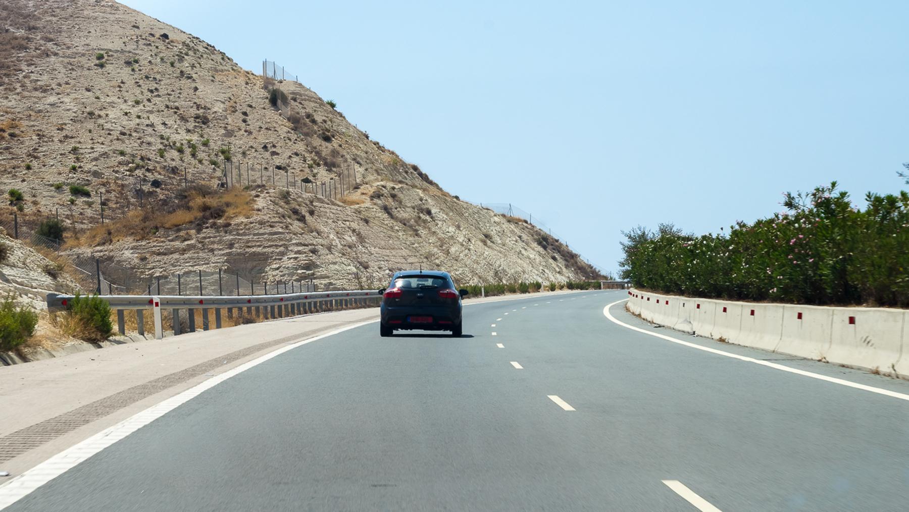 Дорога на Акамас