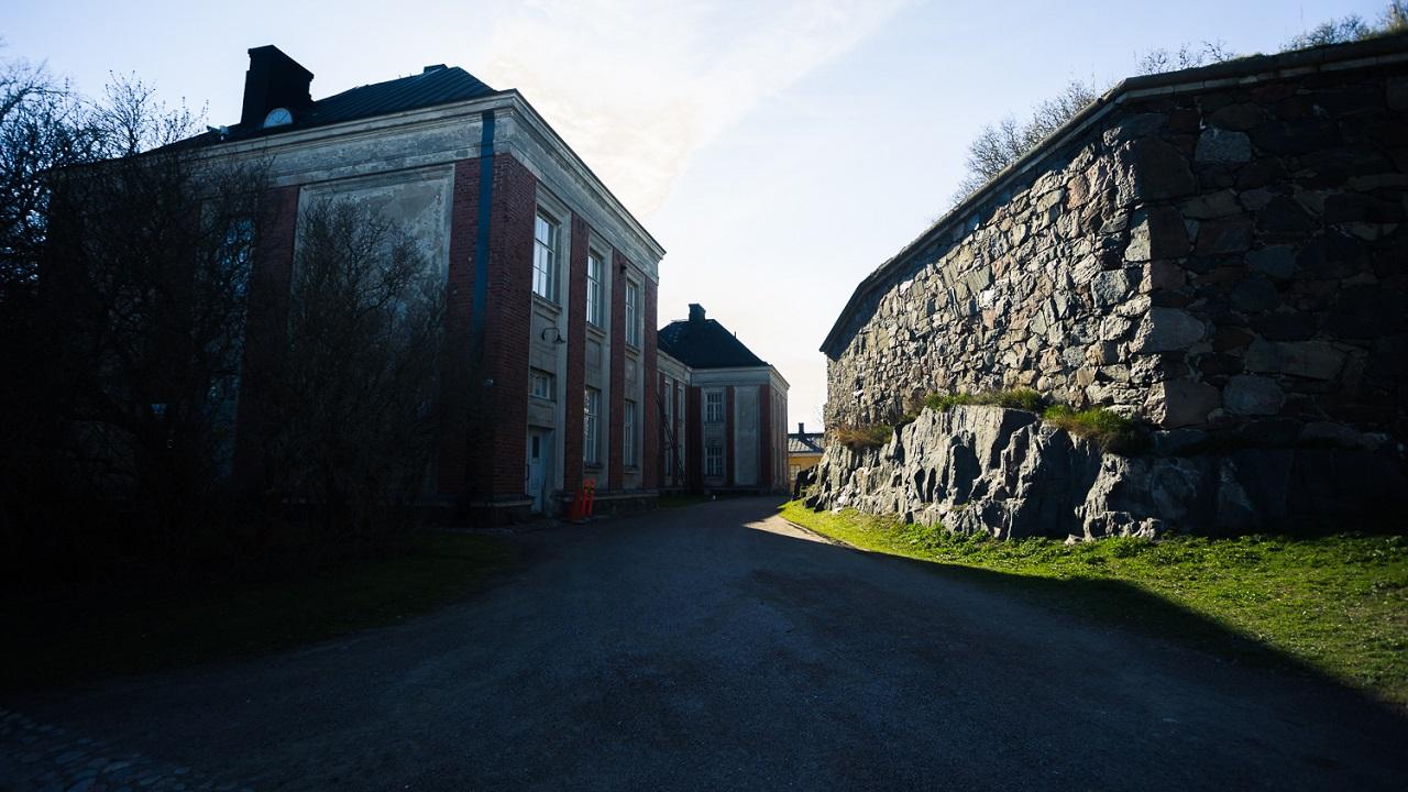 Здания в Свеаборге