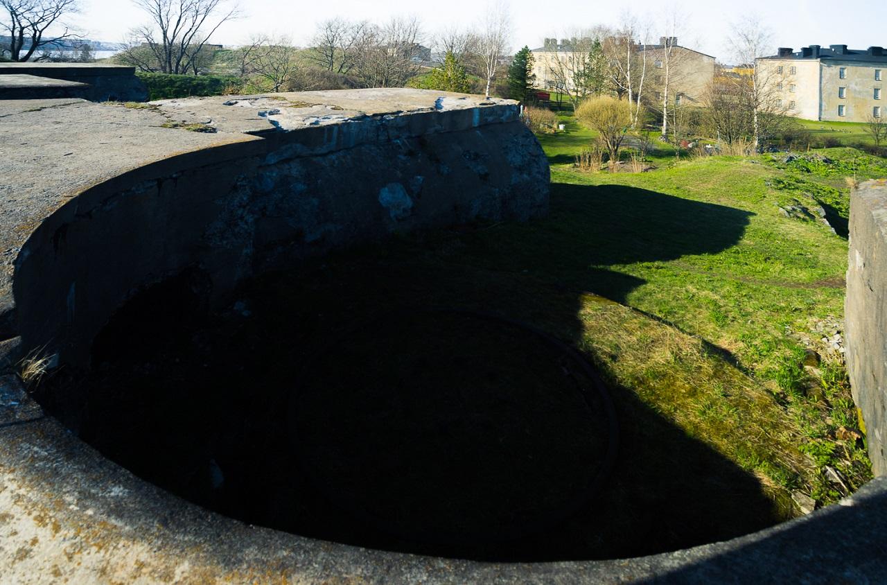 Оборонительное укрепление Свеаборга