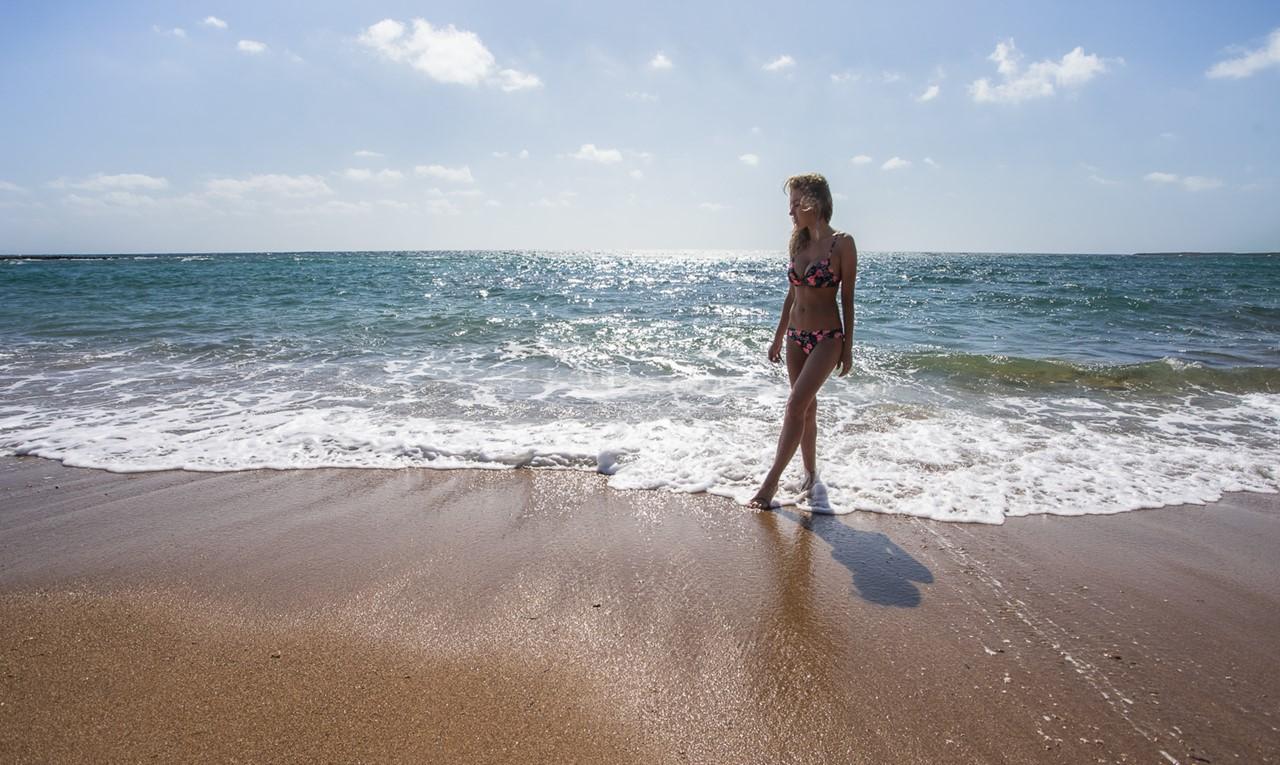 Прогулка по пляжу Врахинари (Vrahinari)