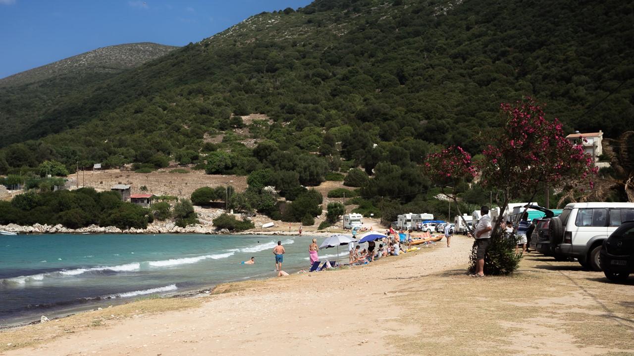 Пляж Атерас (Atheras)
