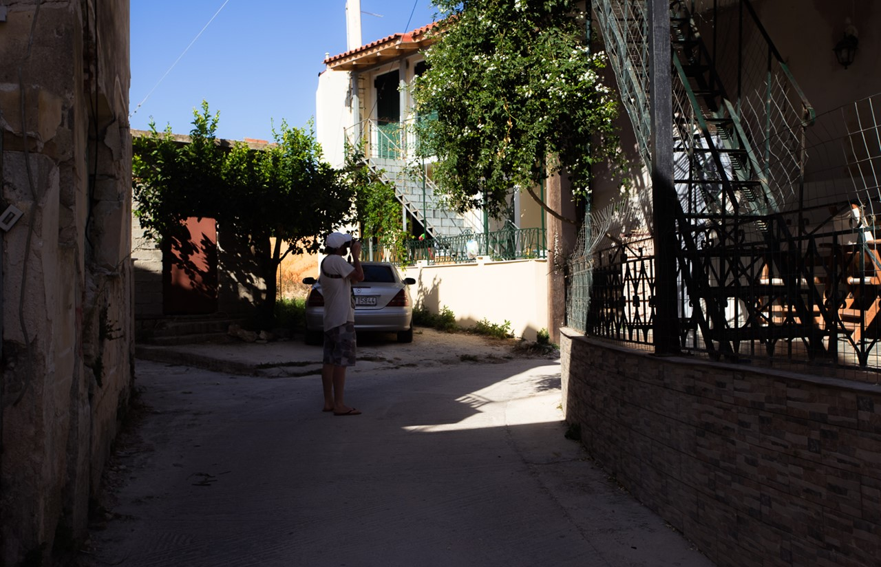 Фотографируем деревню Хавриата (Chavriata)
