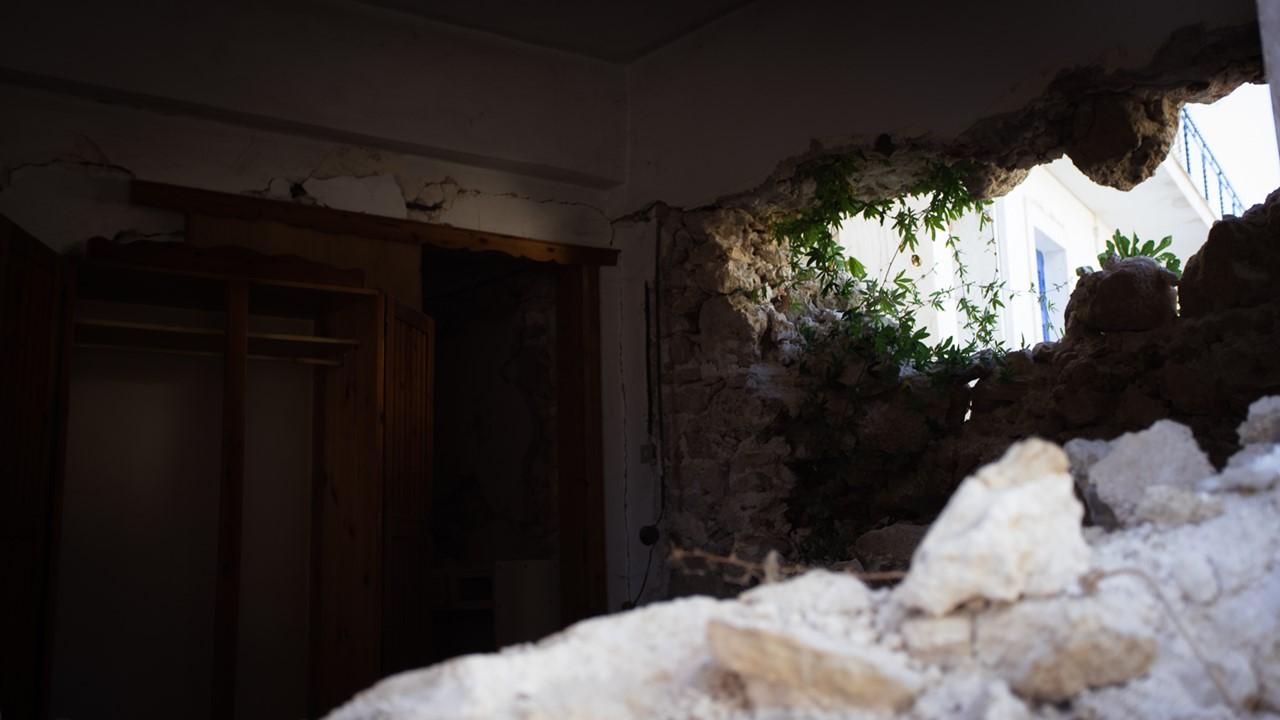 Вот что осталось после землетрясения на Кефалонии