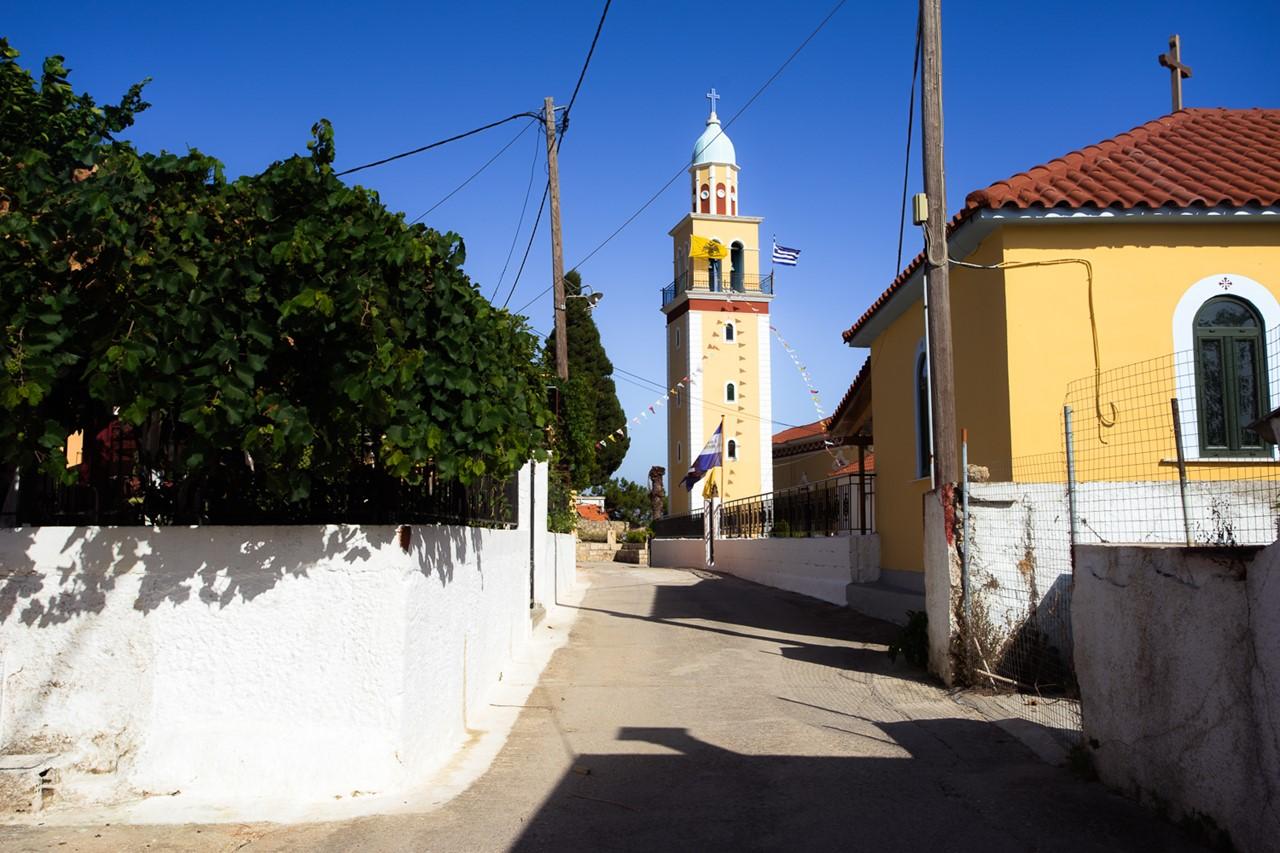 Церковь Богородицы в Хавриата (Chavriata)