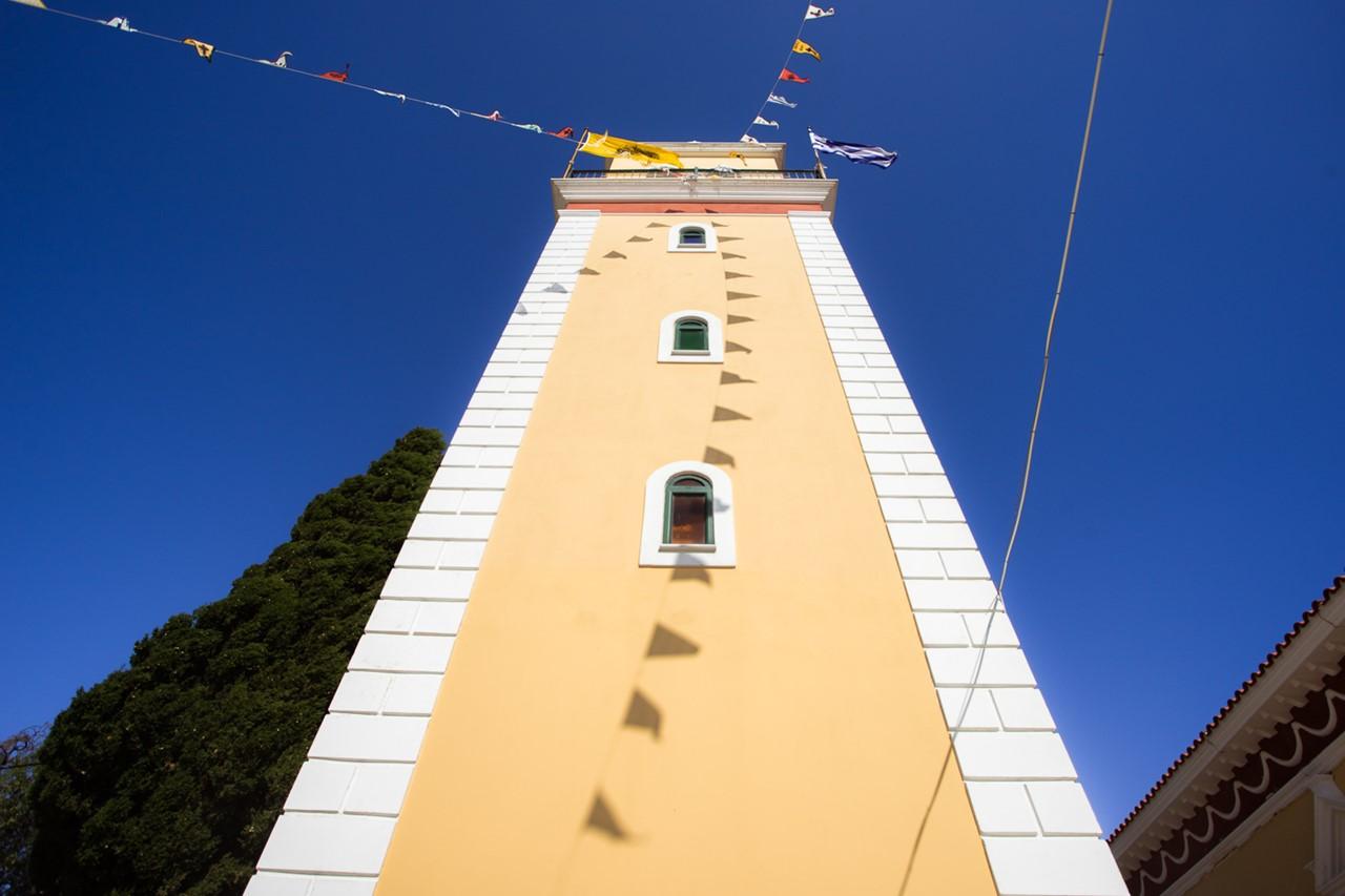 Колокольня церкви Богородицы в Хавриата (Chavriata)