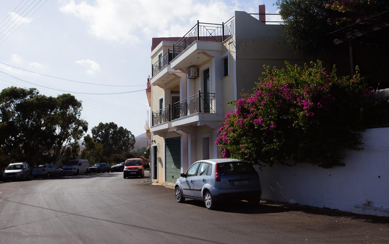 Поворот дороги в Хавриата (Chavriata)