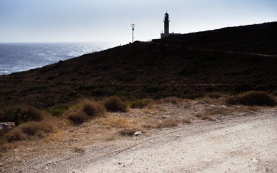 Один маяк в Греции и от чего он оберегает