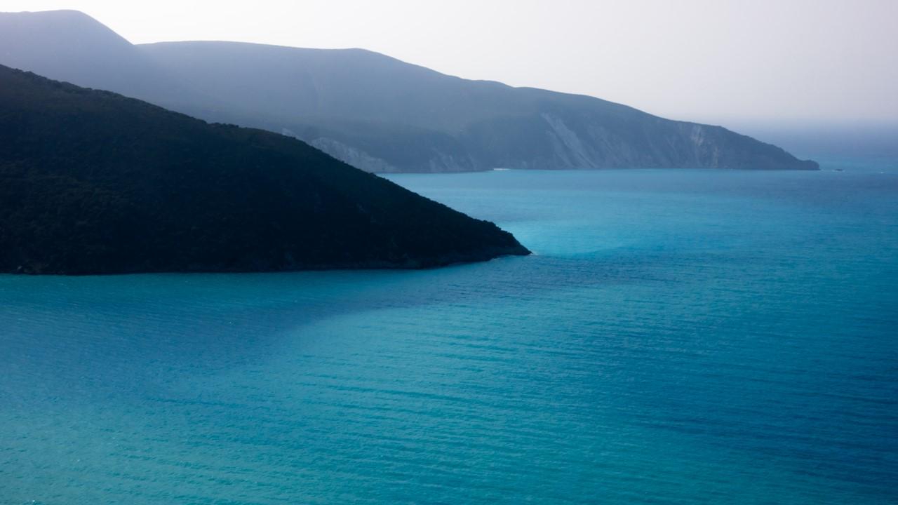 Кефалонийские берега