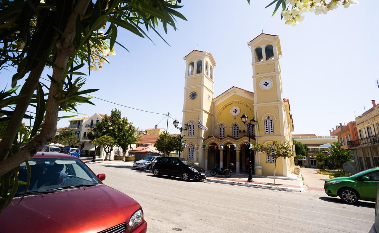 Ликсурийская церковь