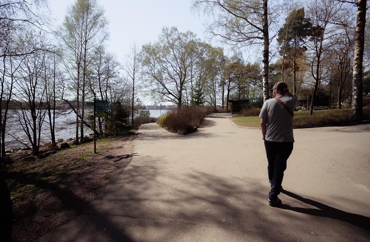 Гуляем по зоопарку Хельсинки