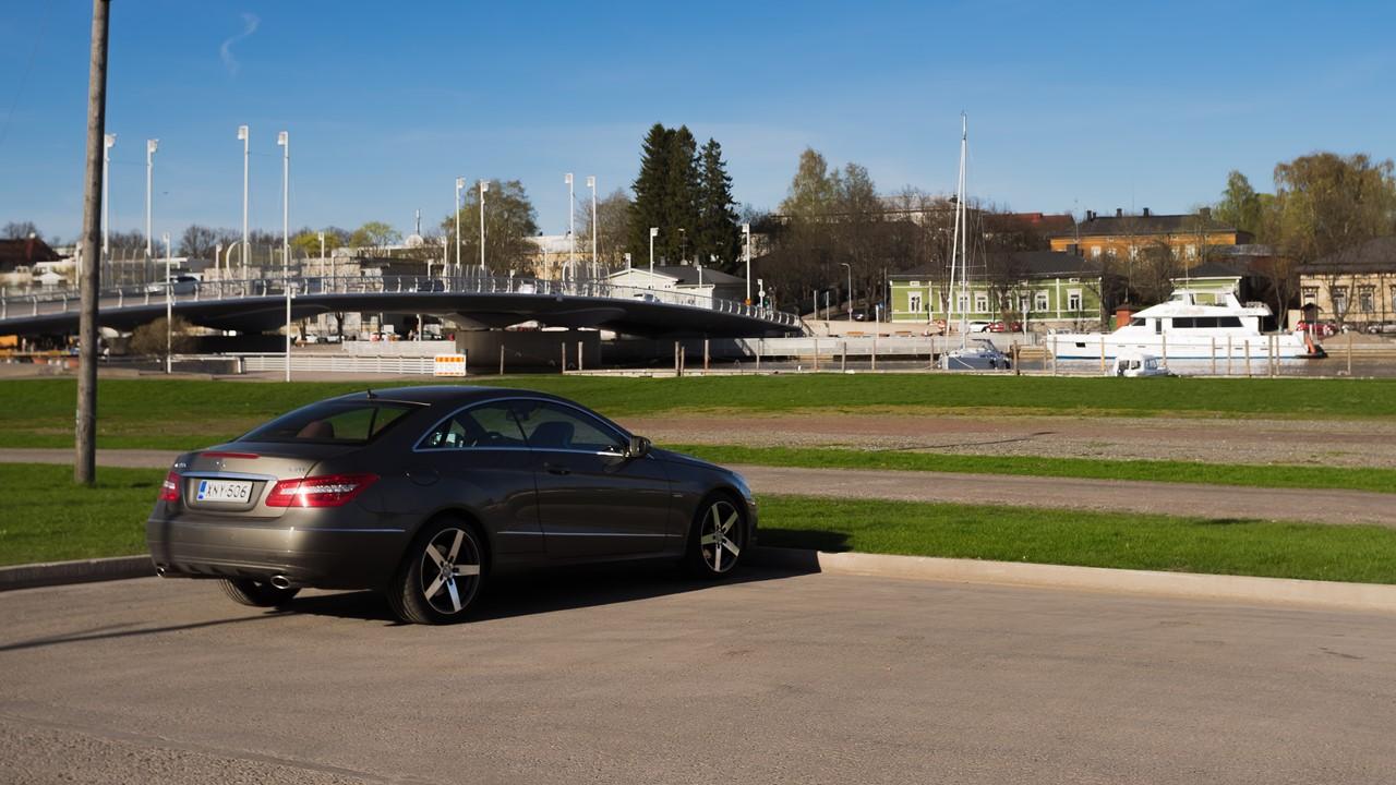 Мост Aleksanterinkatu silta
