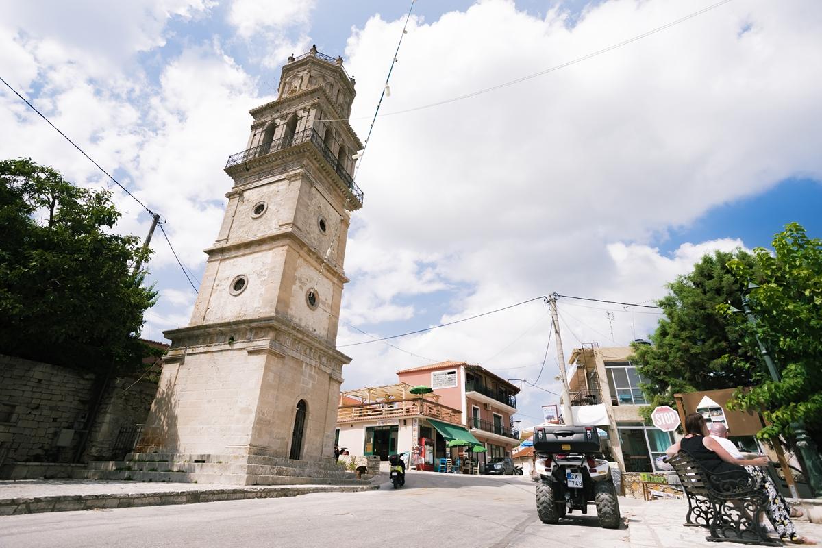 Башня в Кери