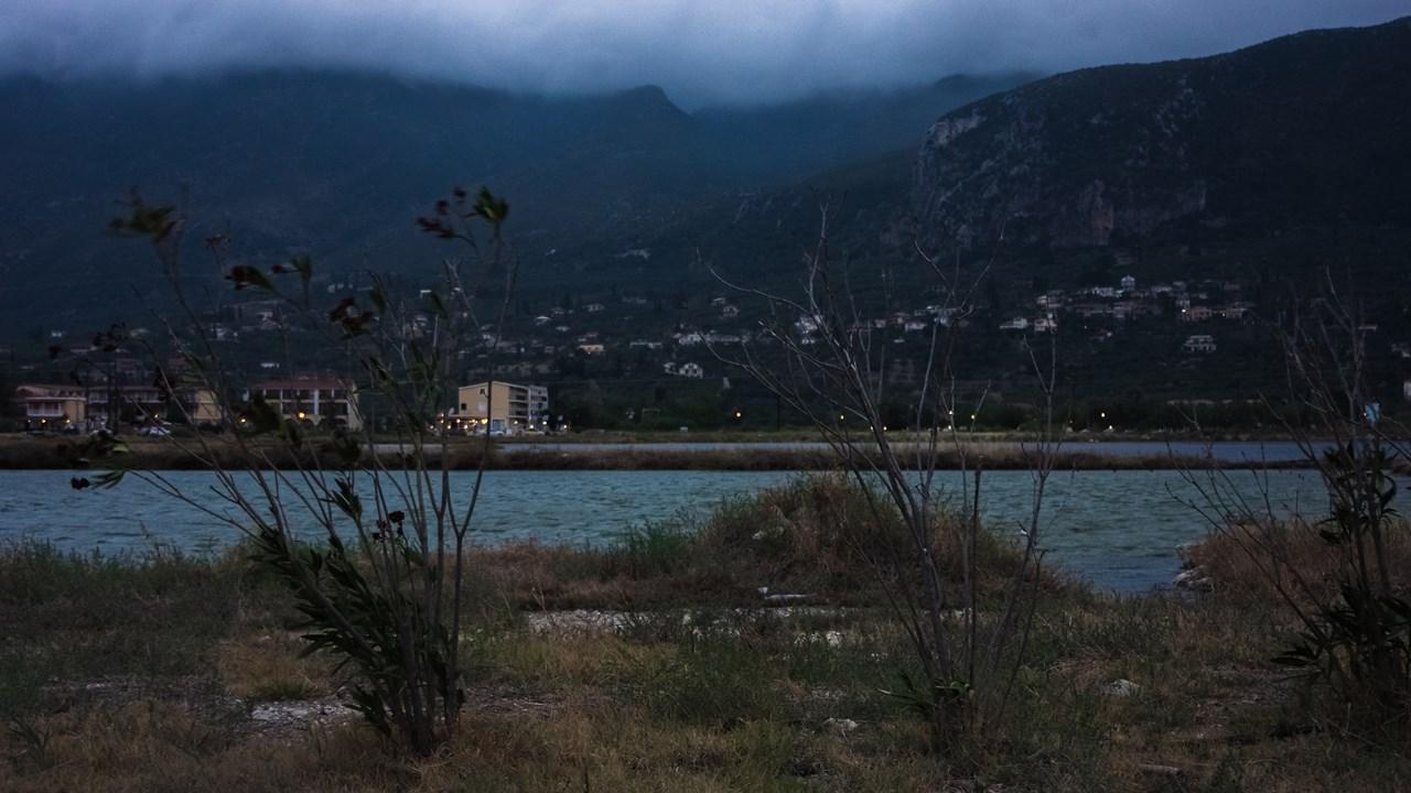 В Аликесе есть озеро
