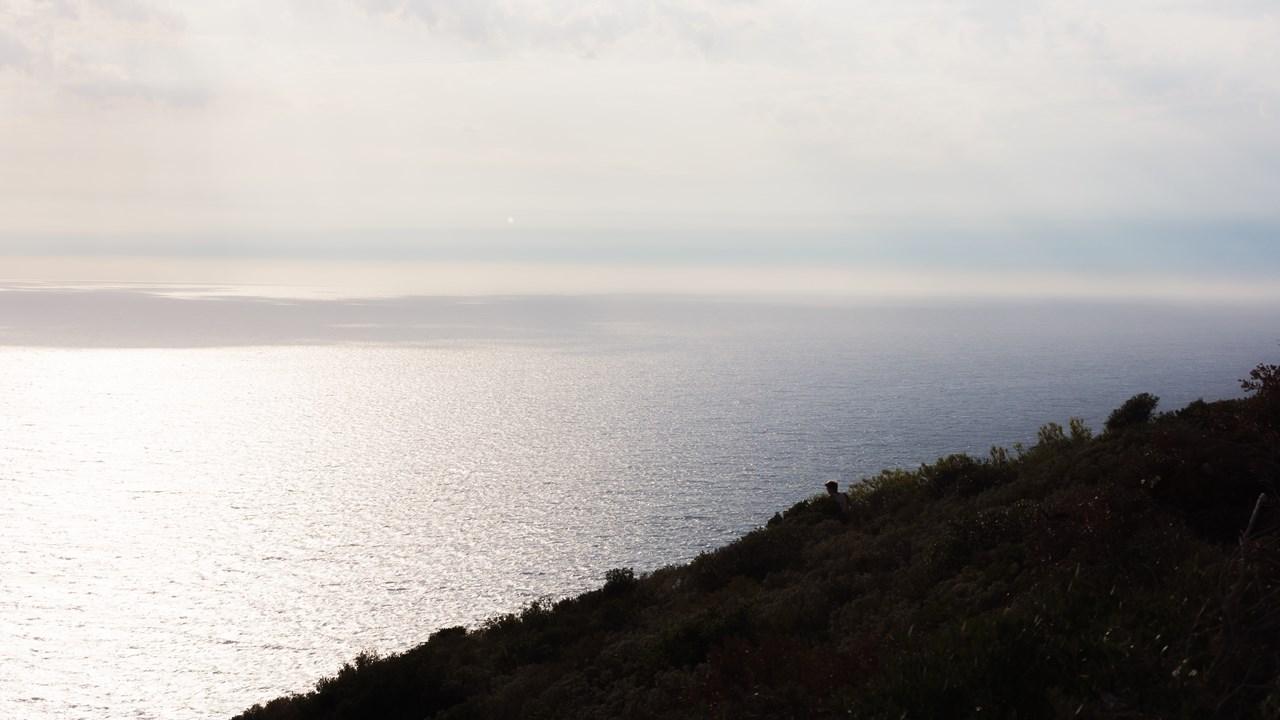 Закат и Ионическое море