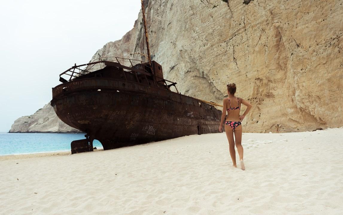 Контрабандистский корабль