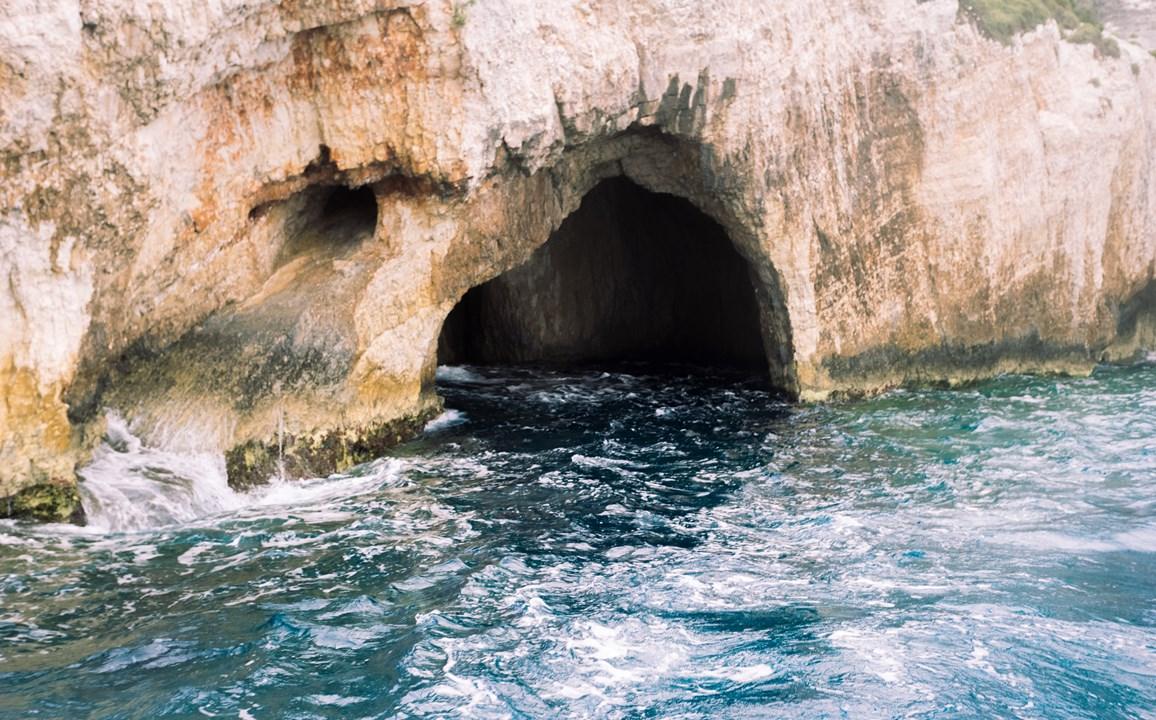 Пещера Закинфа