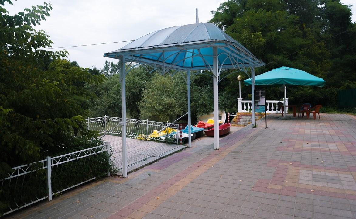 Пункт проката катамаранов в Горячем Ключе