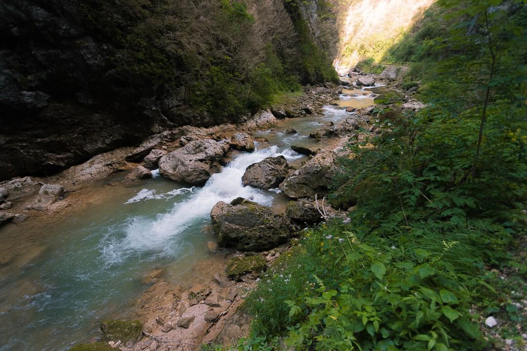 Памятник природы - Гуамское ущелье