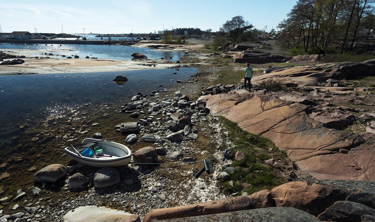 Ханко - экологически ответственный город в Финляндии