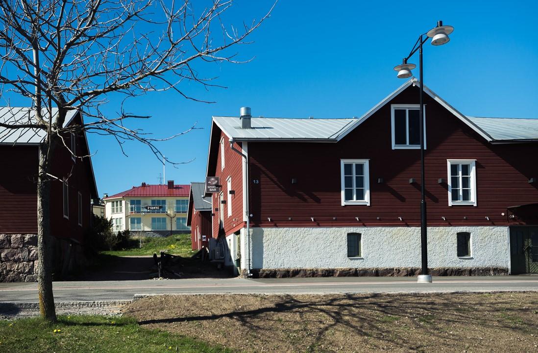 На рубеже 19-20 веков Ханко были морскими воротами для финских эмигрантов