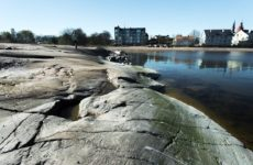 Самый южный город Ханко в Финляндии
