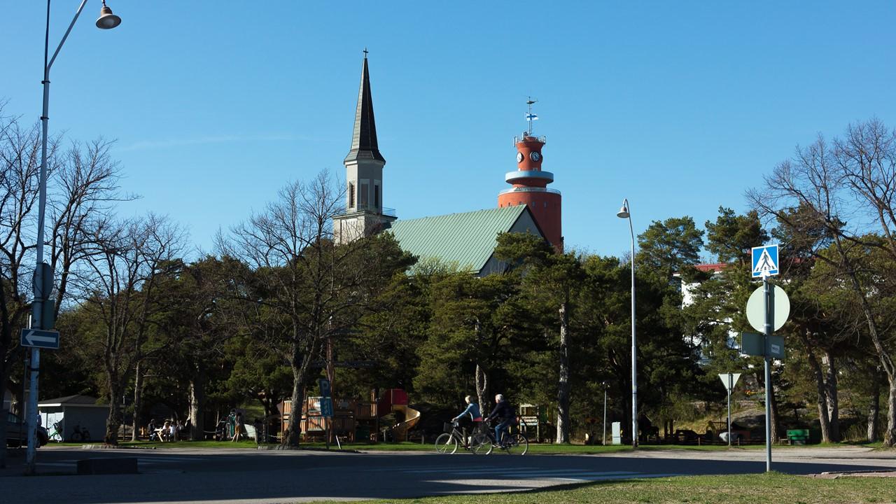 Евангелическо-лютеранская церковь Ханко