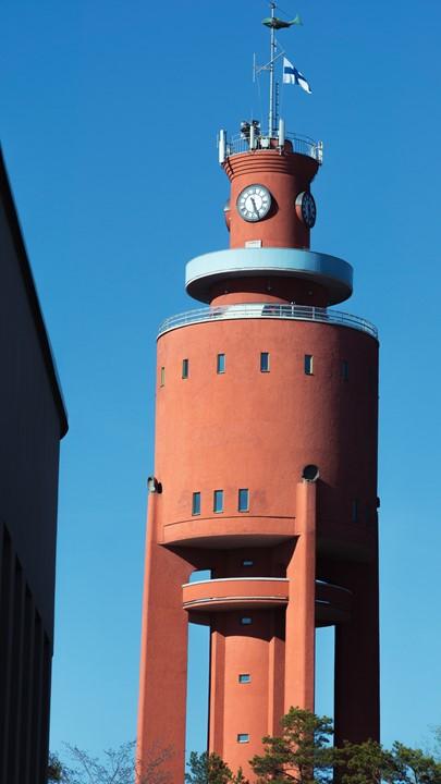 Водонапорная башня Ханко