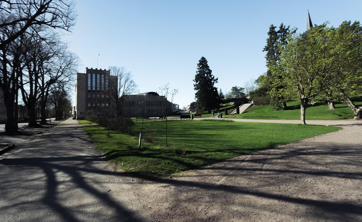Парковая площадь Ханко