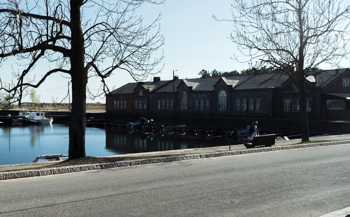 Дома на воде