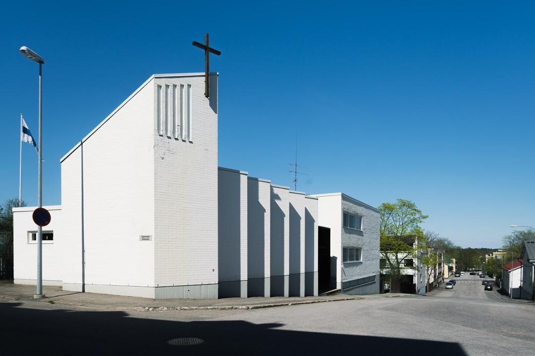 Католическая церковь Расеборга